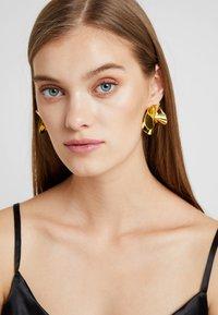 P D Paola - EARRINGS - Boucles d'oreilles - gold-coloured - 1