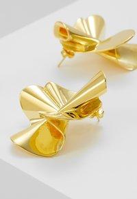 P D Paola - EARRINGS - Boucles d'oreilles - gold-coloured - 4