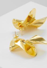 P D Paola - EARRINGS - Boucles d'oreilles - gold-coloured - 2