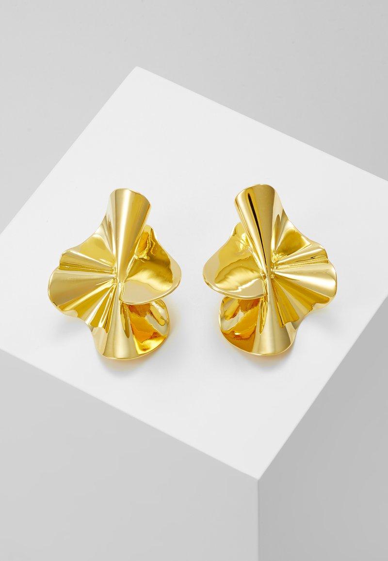 P D Paola - EARRINGS - Boucles d'oreilles - gold-coloured