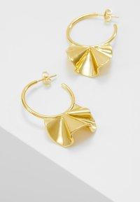 P D Paola - ENYA EARRINGS - Orecchini - gold-coloured - 4