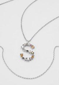 P D Paola - LETTER NECKLACE - Necklace - silver-coloured - 2