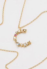 P D Paola - LETTER NECKLACE - Ketting - gold-coloured - 4