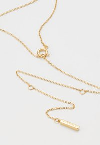 P D Paola - LETTER NECKLACE - Ketting - gold-coloured - 2