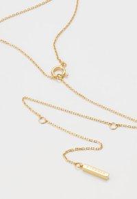 P D Paola - LETTER NECKLACE - Collier - gold-coloured - 2
