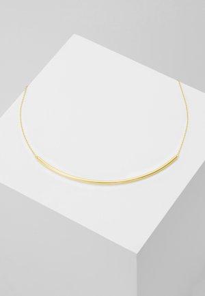 COLLAR ALPHA - Collier - gold-coloured