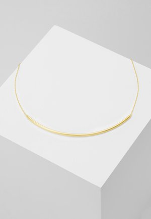 COLLAR ALPHA - Ketting - gold-coloured
