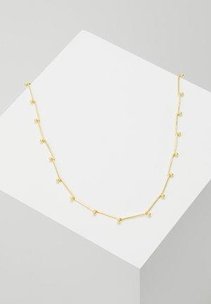 COLLAR AURORA - Collier - gold-coloured
