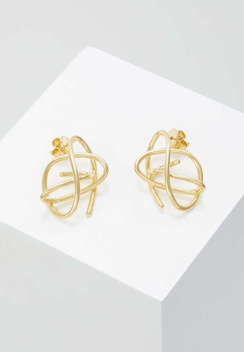 P D Paola - Earrings - gold-coloured