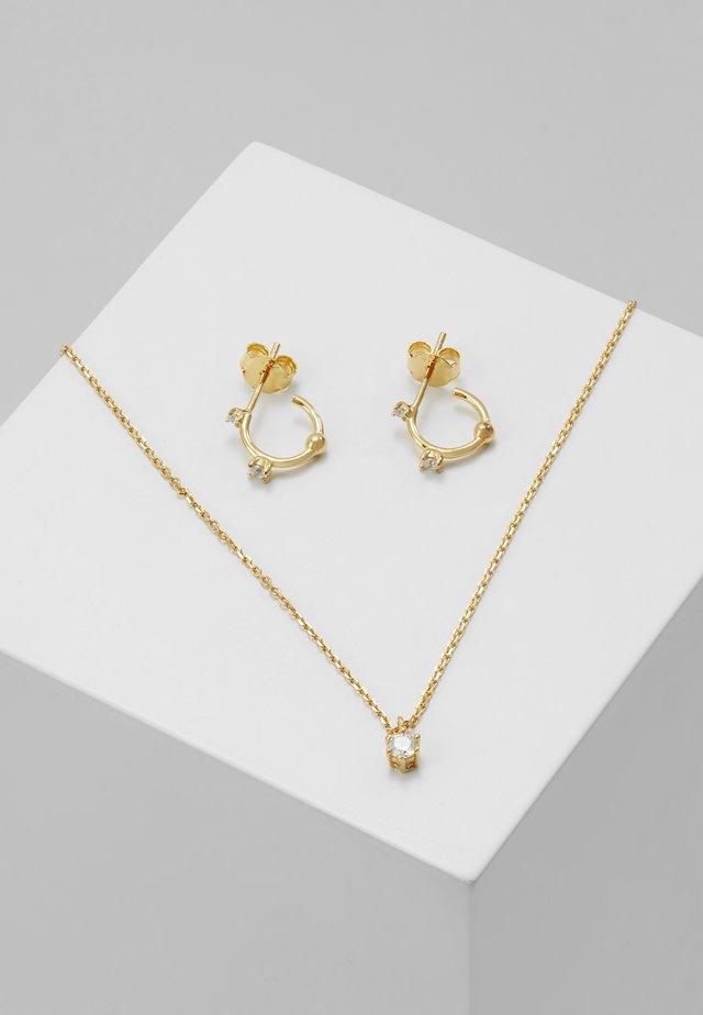 ZALANDO SET - Halsband - gold-coloured