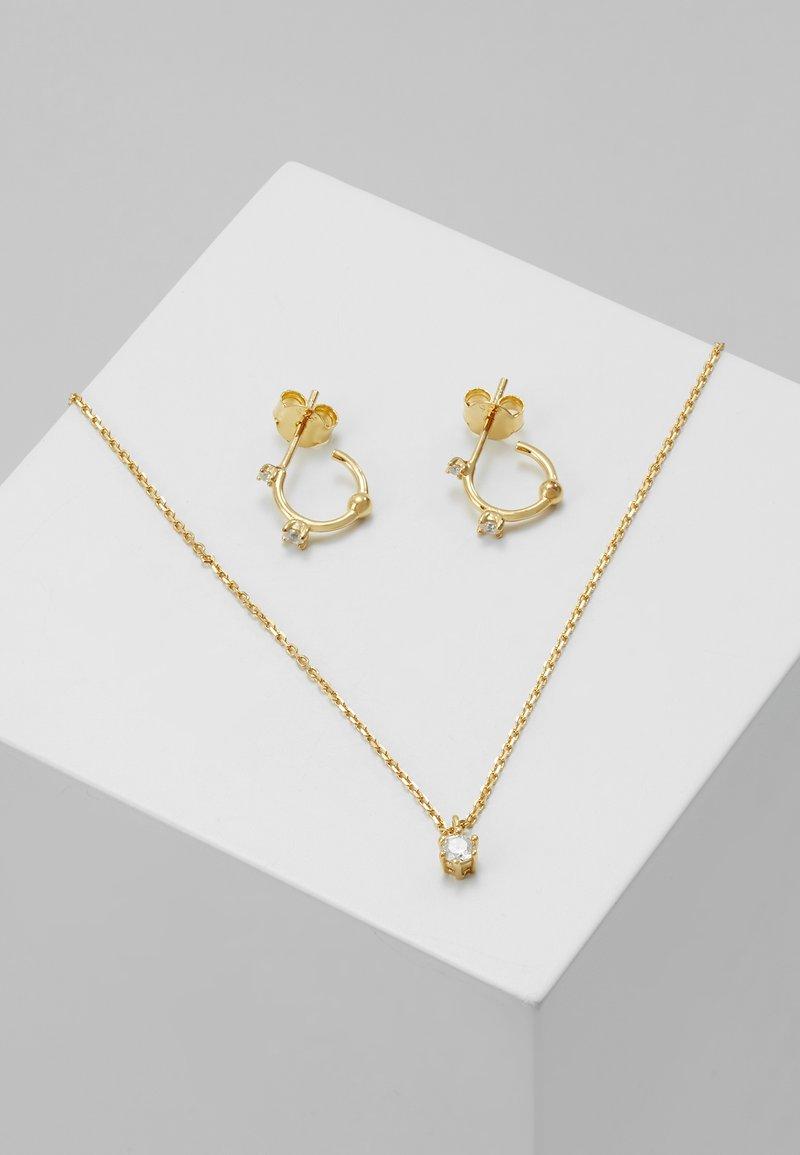 P D Paola - ZALANDO SET - Necklace - gold-coloured