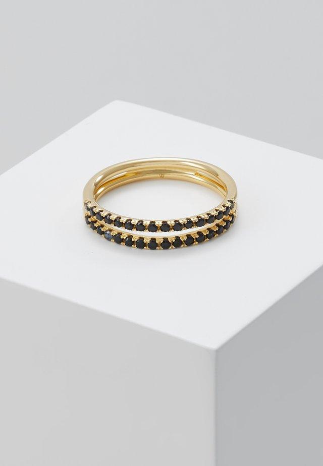 NIX - Ringe - gold-coloured