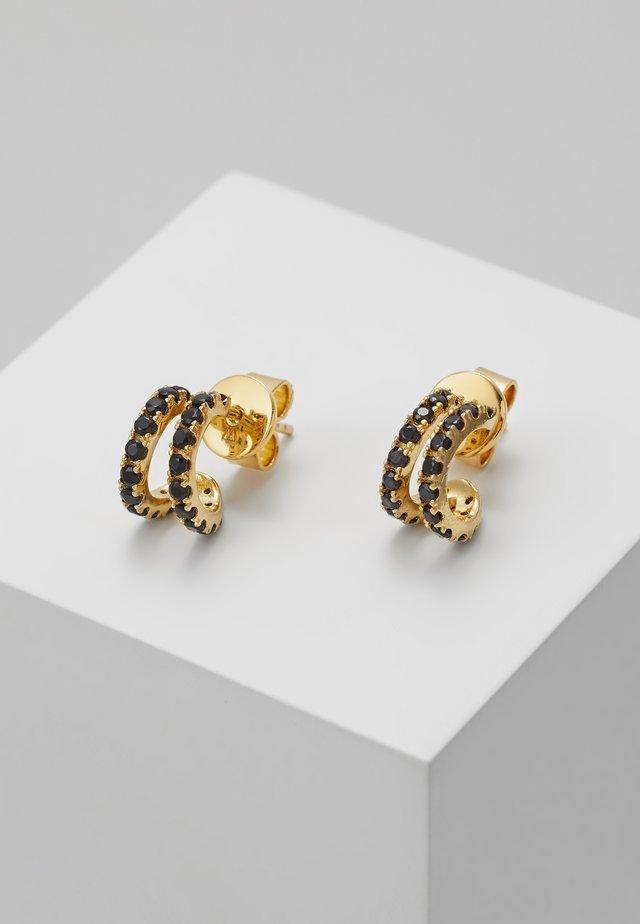 NIX - Boucles d'oreilles - gold-coloured