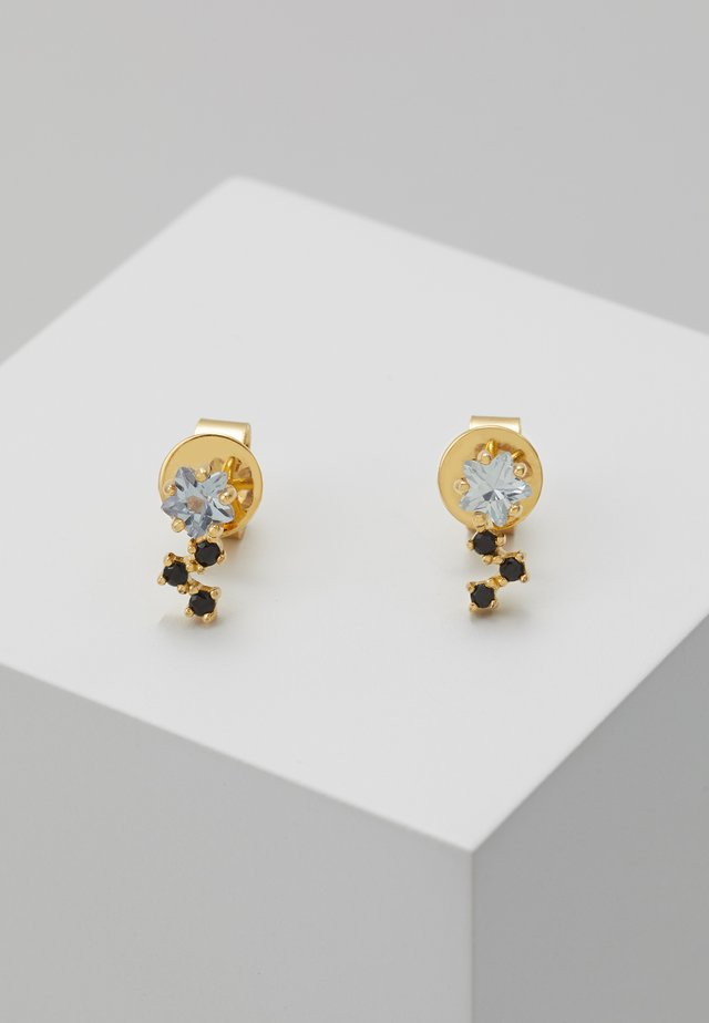 VOYAGER - Earrings - gold-coloured