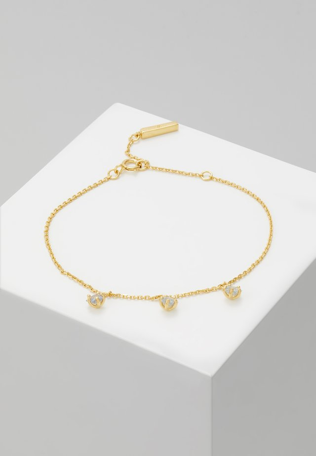 HALLEY - Armband - gold-coloured