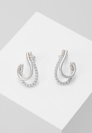 KOY EARRINGS - Earrings - silver-coloured
