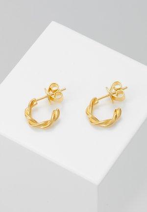 RODEO EARRINGS - Earrings - gold-coloured