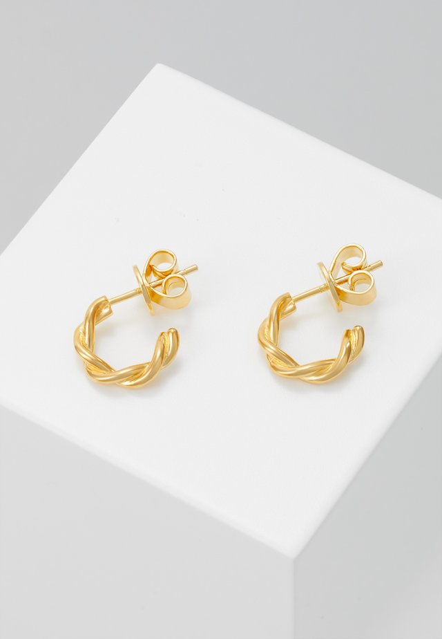 RODEO EARRINGS - Boucles d'oreilles - gold-coloured