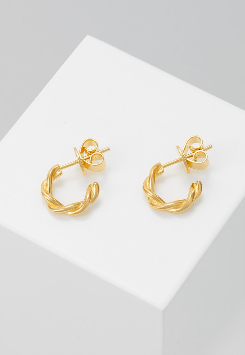 P D Paola - RODEO EARRINGS - Earrings - gold-coloured