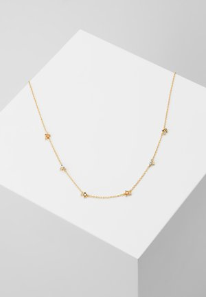 LA PALETTE NECKLACE - Halskæder - gold-coloured