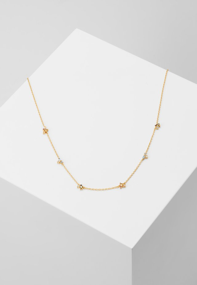 LA PALETTE NECKLACE - Naszyjnik - gold-coloured