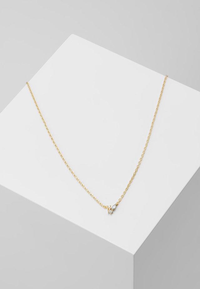 NECKLACE - Halskette - gold-coloured