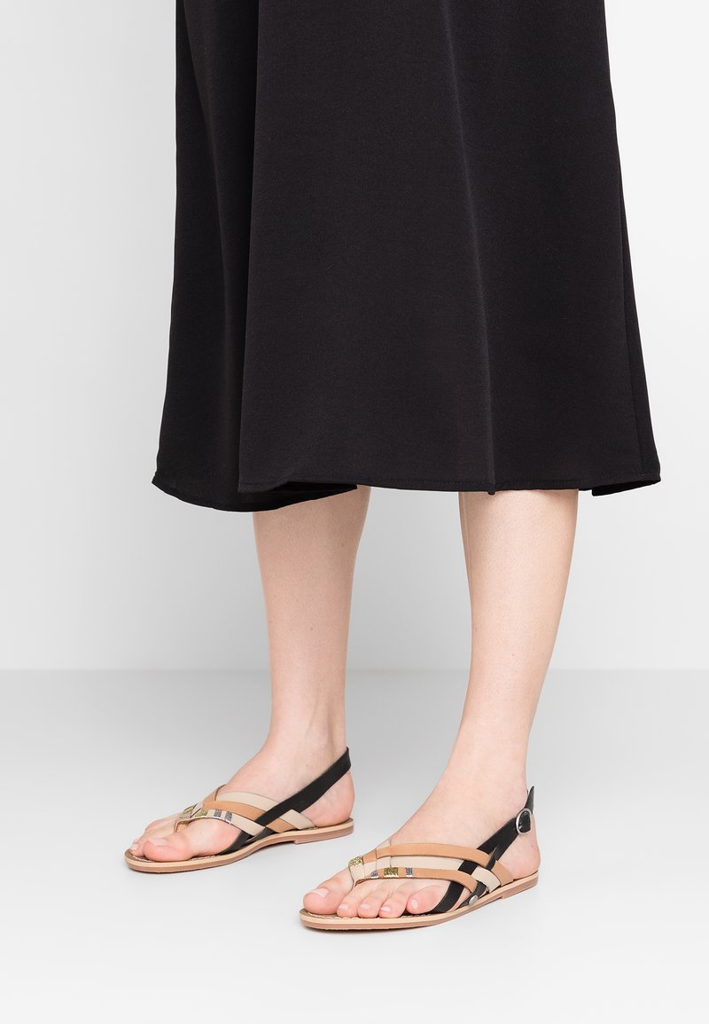 Pepe Jeans - MALIBU - T-bar sandals - bare