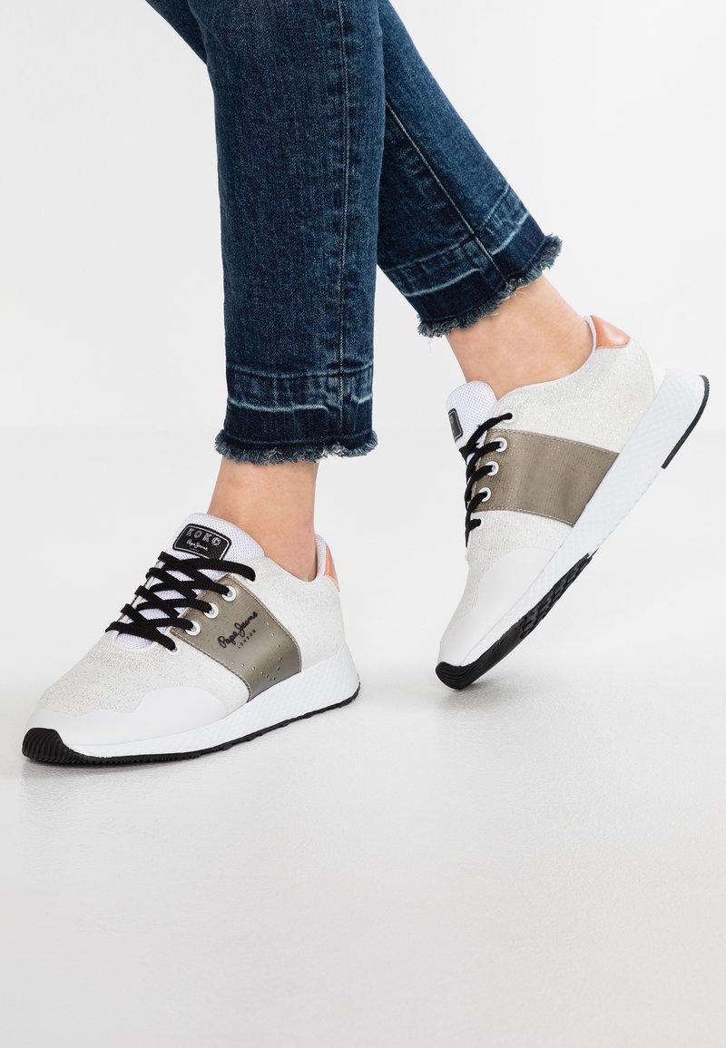 Pepe Jeans - KOKO - Sneakers basse - white
