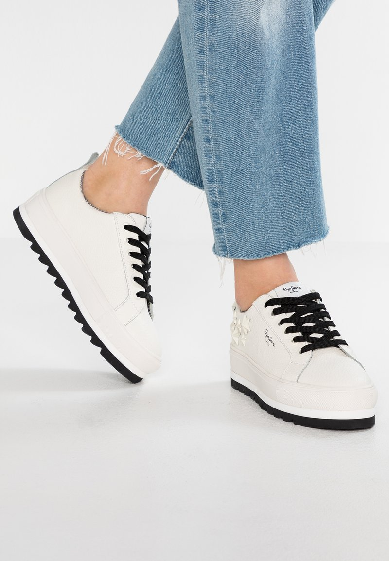 Pepe Jeans - OTAWA - Sneakers basse - white