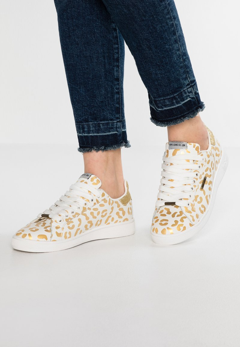 Pepe Jeans - BROMPTON - Zapatillas - white