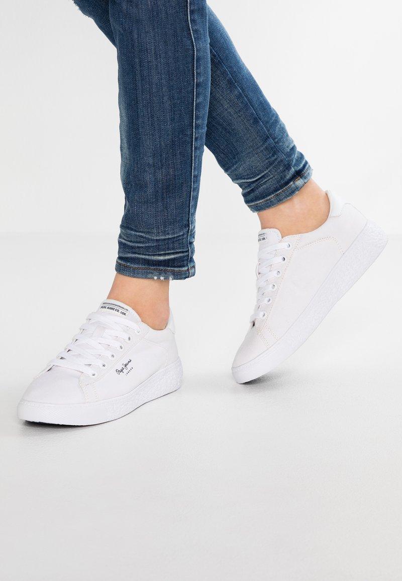 Pepe Jeans - ROXY - Sneaker low - white