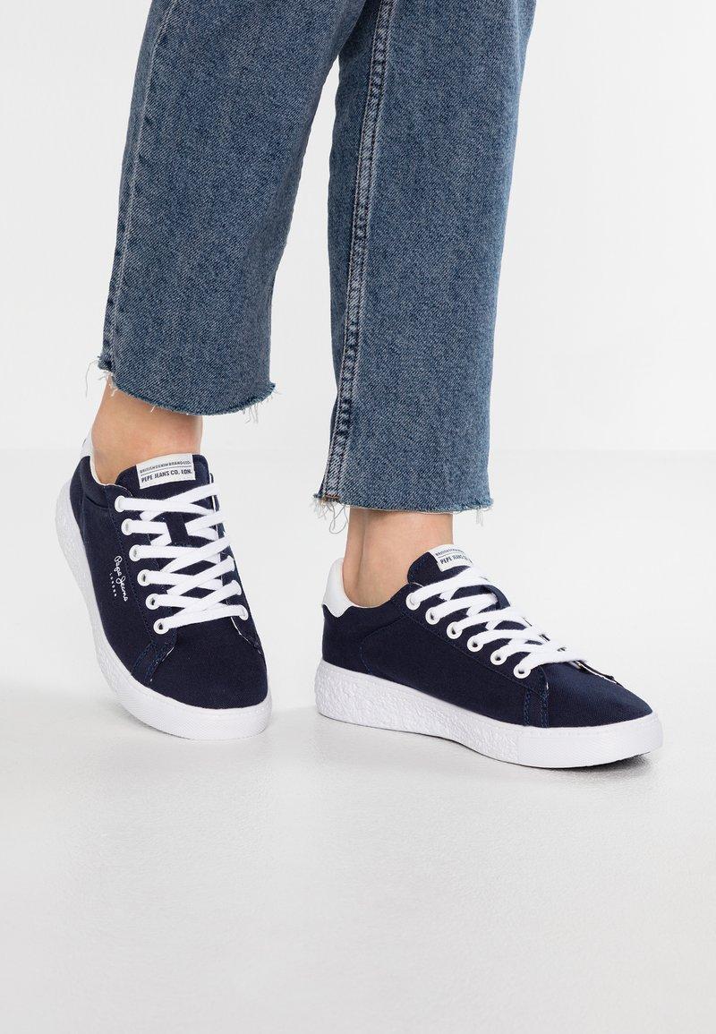 Pepe Jeans - ROXY - Zapatillas - marine