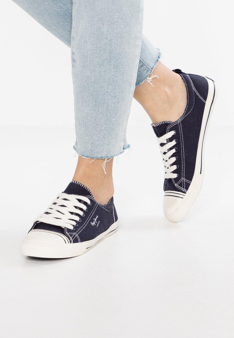 Pepe Jeans - GERY - Sneaker low - marine