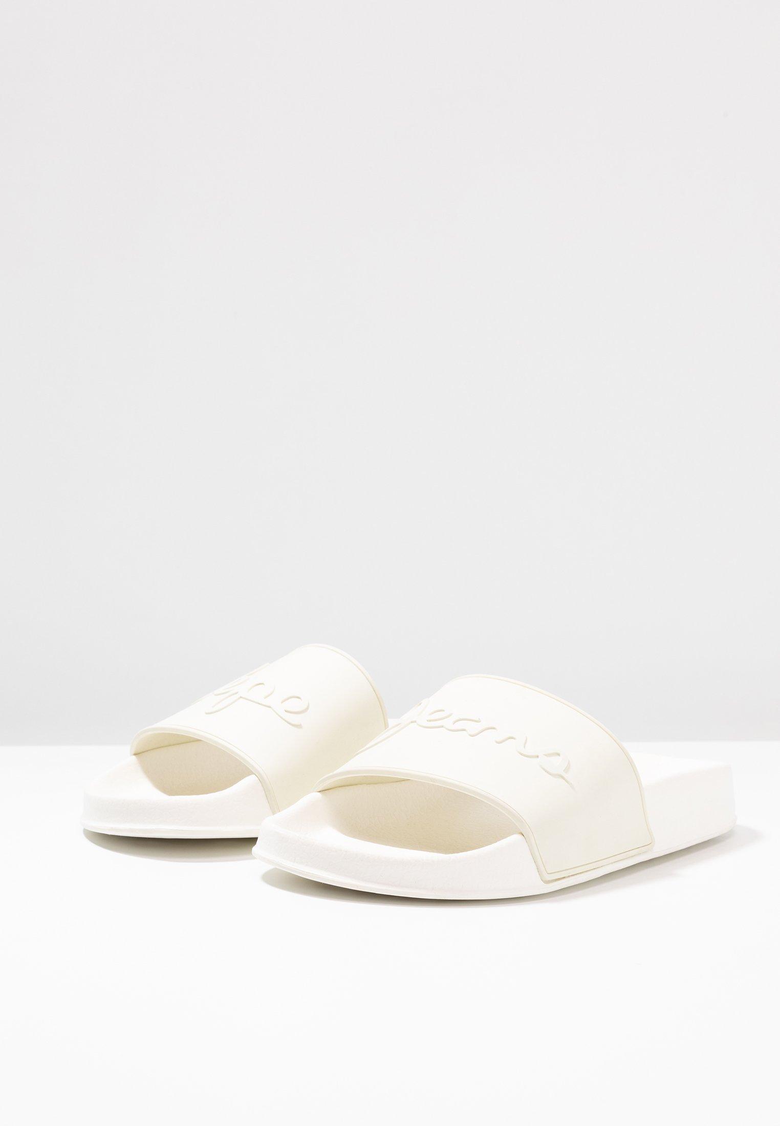Pepe Jeans FLAP - Sandali da bagno offwhite