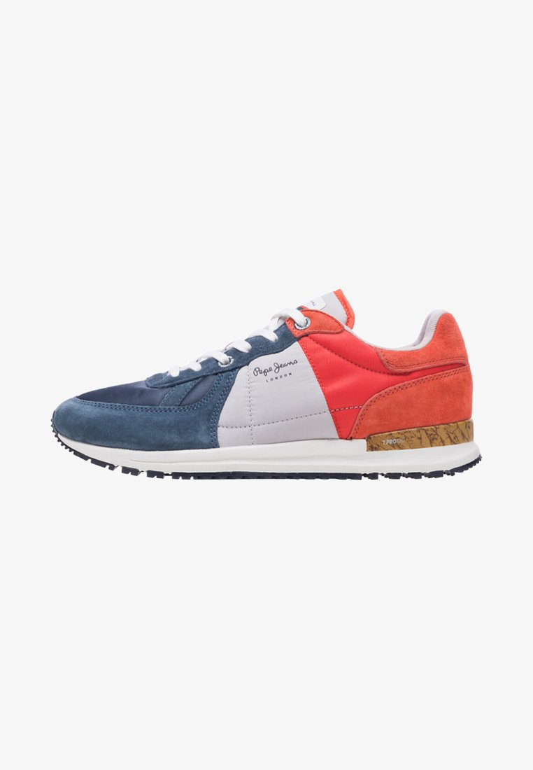 Pepe Jeans - TINKER PRO CAMP SUMMER - Zapatillas - old blue