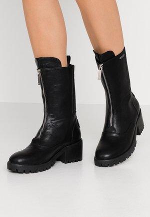 FULHAM ZIP - Boots - black