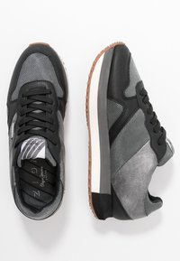Pepe Jeans - ZION - Sneakers laag - black - 3