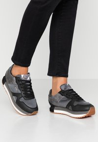 Pepe Jeans - ZION - Sneakers laag - black - 0