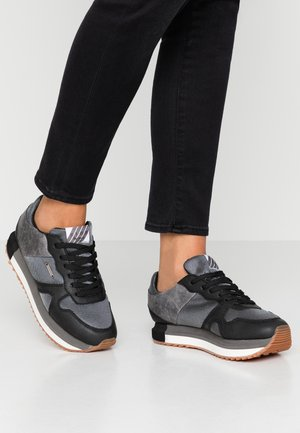 ZION - Sneakers laag - black