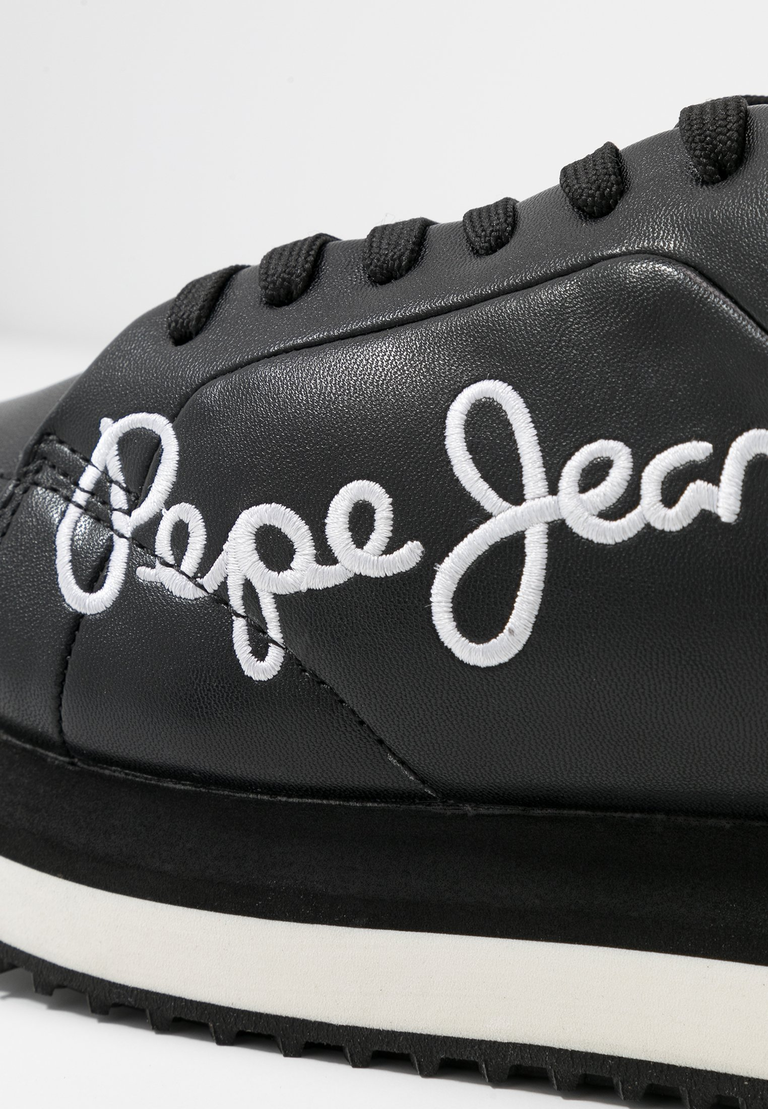 Pepe Jeans ZION SMART Joggesko white Zalando.no