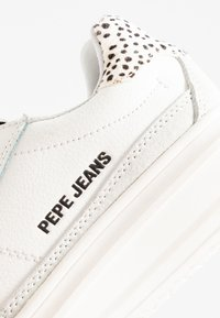 Pepe Jeans - ABBEY BASS - Baskets basses - white - 2