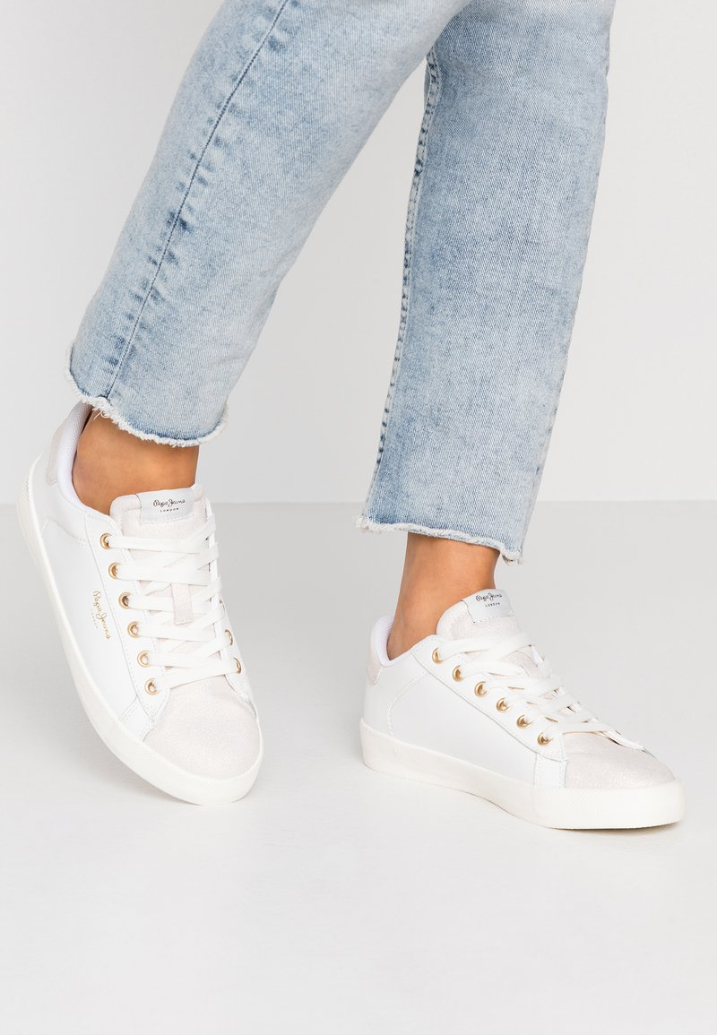 Pepe Jeans - KIOTO BEST - Trainers - white