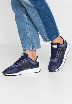 KOKO SANDY - Sneakers laag - navy