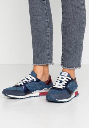 VERONA FRAY - Sneakers laag - navy