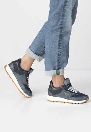 DEAN MON - Trainers - dark blue