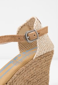 Pepe Jeans - WENDY BASS - High heeled sandals - tobacco - 2