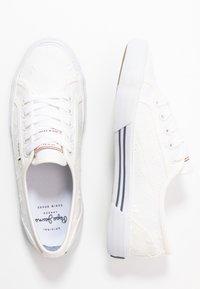Pepe Jeans - ABERLADY ANGY  - Zapatillas - white - 3