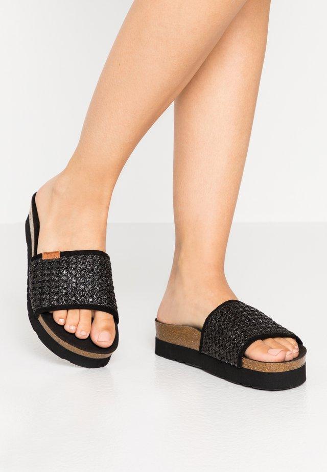 OBAN ETHNIC - Sandaler - black