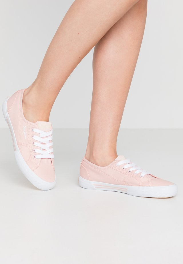 ABERLADY ECO - Sneaker low - powder rose