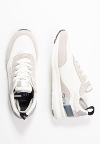 Pepe Jeans - No.22 SUSTAINABLE SNEAKER - Zapatillas - optic white - 3